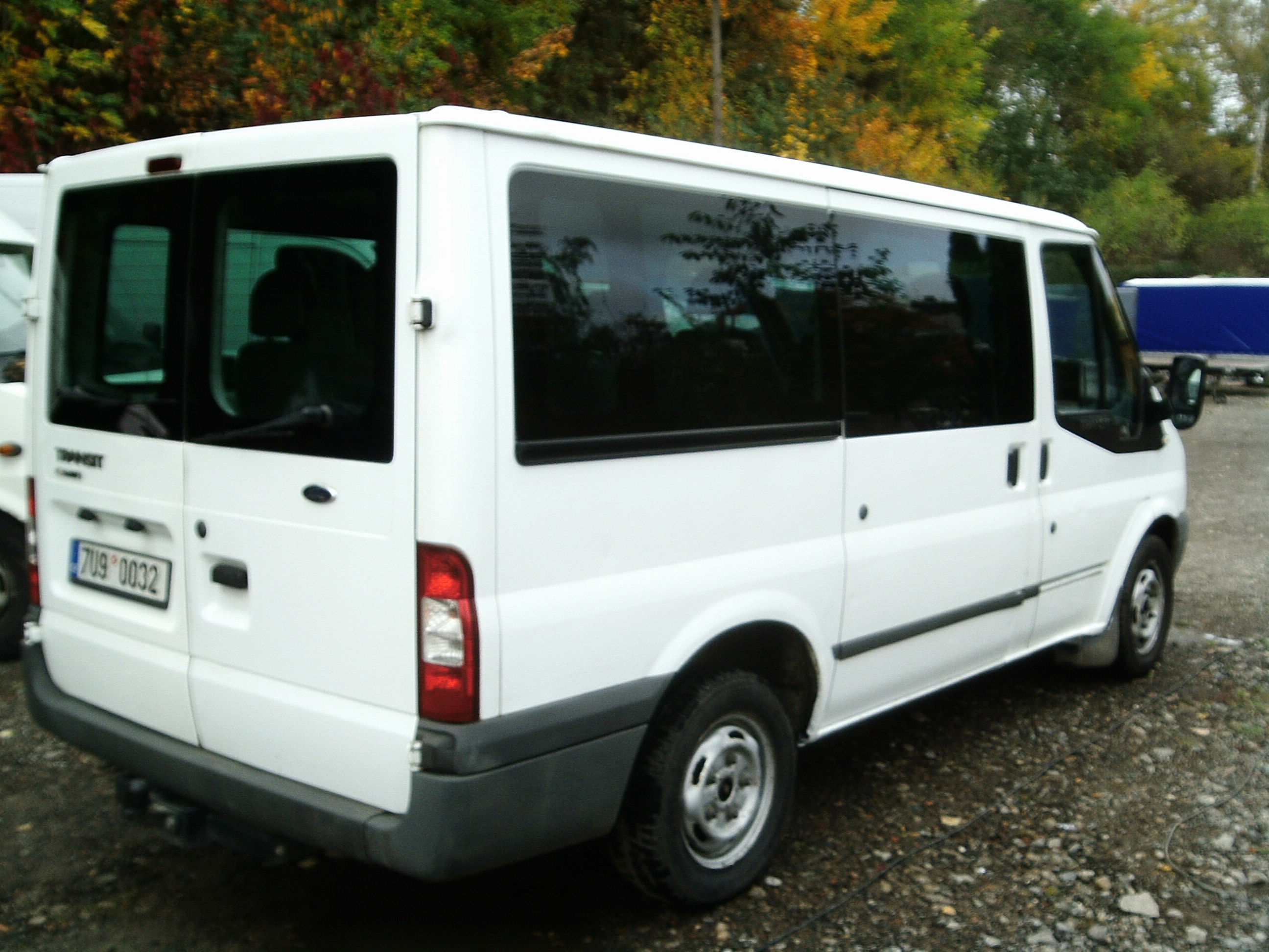 Ford Transit Bus